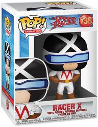 Speed Racer Vinylová figúrka č. 738 Racer X