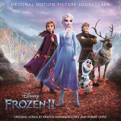 Frozen 2 (originálny filmový soundtrack) - anglická verzia