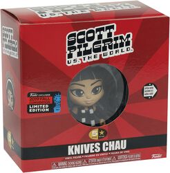 Vinylová figúrka NYCC 2019 - Knives Chau (Funko Shop Europe) 5 Star