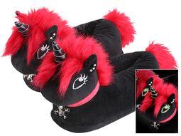 Papuče pre dospelých EMP s jednorožcom