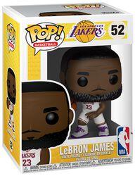 Vinylová figúrka č. 52 Los Angeles Lakers - LeBron James