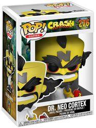 Vinylová figúrka č. 276 Dr.Neo Cortex