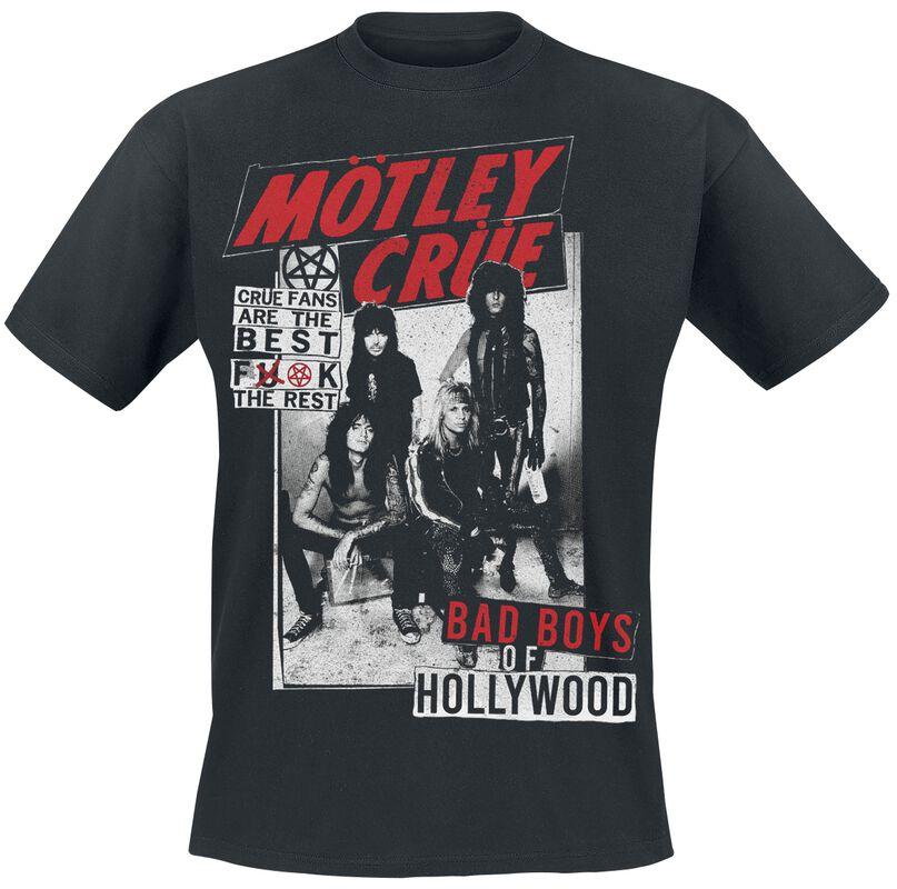 Crue Fans Punk Hollywood