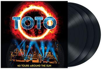 40 tours around the sun