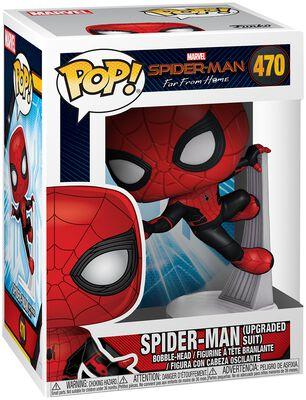 Vinylová figúrka č. 470 Far From Home - Spider-Man (Upgraded Suit)