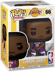 Vinylová figúrka č. 66 Los Angeles Lakers - Lebron James