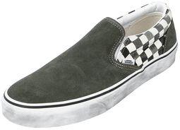Klasické slip-on topánky Washed