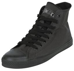 Fair Trainer Black Cap Hi Cut Classic