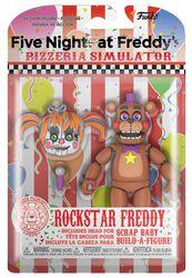 Akčná figúrka Pizza Simulator - Rockstar Freddy