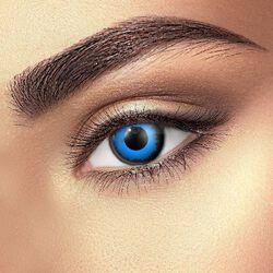 Kontaktné šošovky Blue Elf Eye