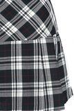 Mini sukňa Scotish