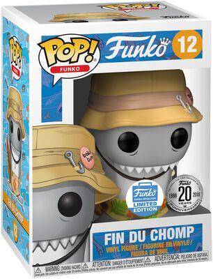 Vinylová figúrka č. 12 Fantastik Plastik - Fin Du Chomp