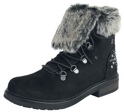 Zimné topánky s kožušinou Lumberjack