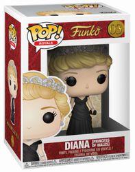 Vinylová figúrka č. 03 Diana (Princess of Wales) (s možnosťou chase)