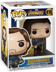 Infinity War - Bucky Barnes Vinyl Figure 418