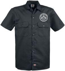 Pracovná košeľa Dickies - Custom Motors