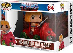 He-Man On Battlecat POP Rides Vinyl Figure 84