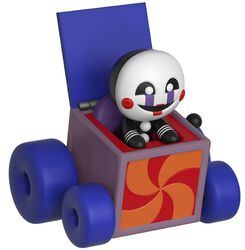Vinylová figúrka Super Racers - Marionette