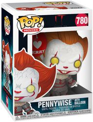 Vinylová figúrka č. 780 Chapter 2 - Pennywise with Balloon