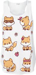 Tielko Cute Fox