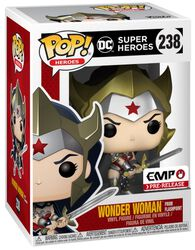 Wonder Woman (Flashpoint) Vinyl Figure 238