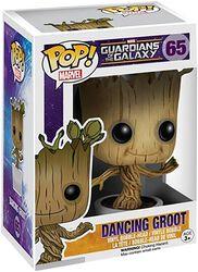 Vinylová figúrka č. 65 Dancing Groot