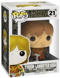 Vinylová figúrka č. 21 Tyrion in Battle Armour