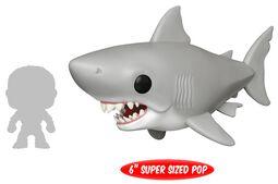 Vinylová figúrka č. 758 Jaws - Great White Shark (Oversized)