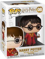 Vinylová figúrka č. 08 Harry Potter (Quidditch)