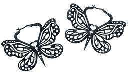 Náušnice Bohemian Butterfly