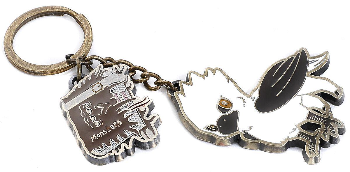Monster Book Buckbeak. Kľúčenka s príveskom a5162ec3311