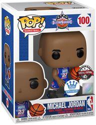 Utah All-Star Weekend - Michael Jordan (´93 All-Star Game) (Funko Shop Europe) Vinyl Figure 100
