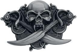 Pracka na opasok Pirate Skull