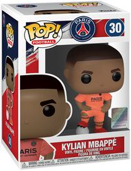 Football Paris Saint-Germain - Kylian Mbappé (Away Kit) - Vinyl Figure 30
