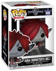 Vinylová figúrka č. 408 Sora (Monsters Inc) 3