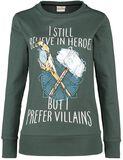Thor - Prefer Villains