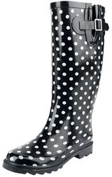Dots Rain Boots