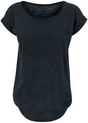 Dlhé dámske tričko
