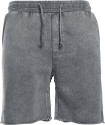 Vintage teplákové šortky
