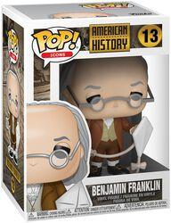 Vinylová figúrka č. 13 Benjamin Franklin