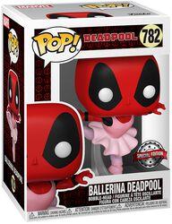 Vinylová figúrka č. 782 30th Anniversary - Ballerina Deadpool