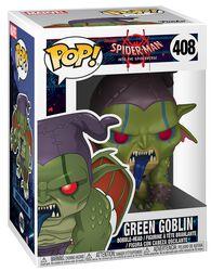 Vinylová figúrka č. 408 A New Universe - Green Goblin