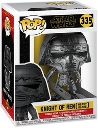 Vinylová figúrka č. 335 Episode 9 - The Rise Of Skywalker - Knight Of Ren (Heavy Blade) (Chrome)