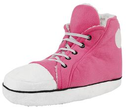 Papuče ružové