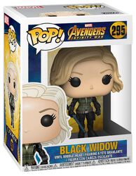 Vinylová figúrka č. 295 Infinity War - Black Widow