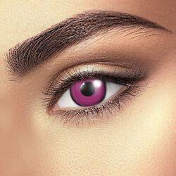 Kontaktné šošovky Violet Eye