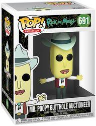 Vinylová figúrka č. 691 Season 4 - Mr. Poopy Butthole Auctioneer