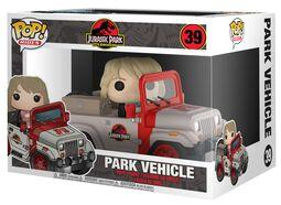 Vinylová figúrka č. 39 Park Vehicle Pop Ride
