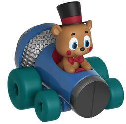 Vinylová figúrka Super Racers - Funtime Freddy