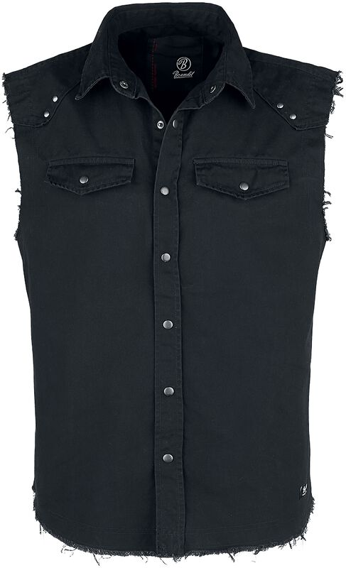 Sleeveless Vintage Shirt